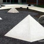 Limestone Pyramids