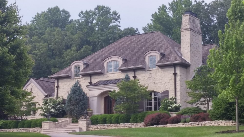 Limestone Residential House