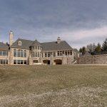 Limestone House - Back View