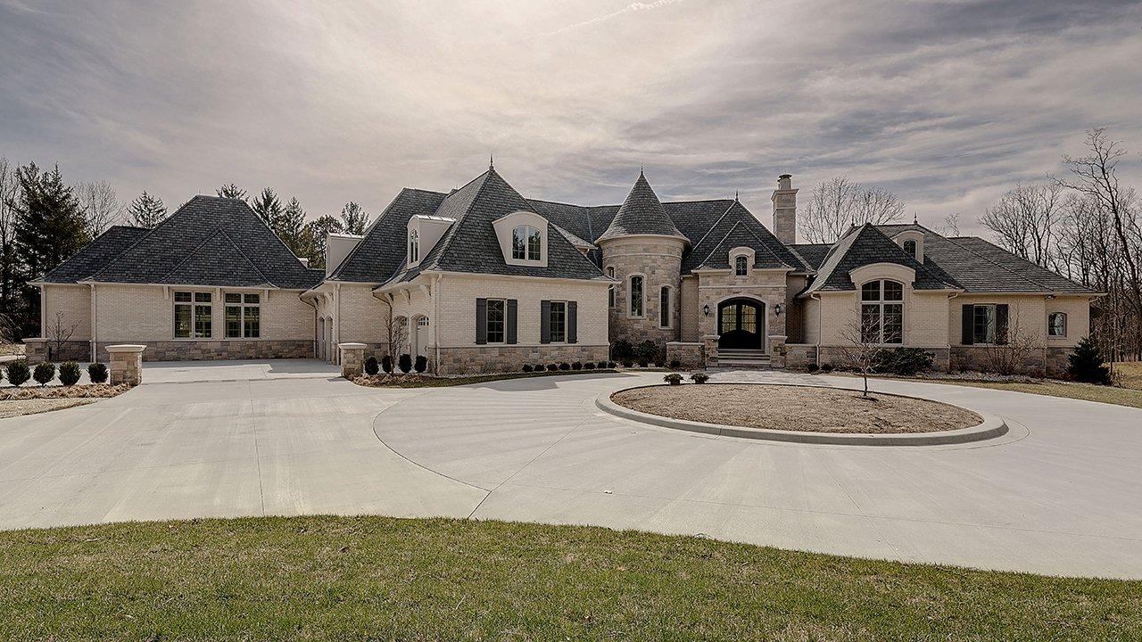 limestone homes