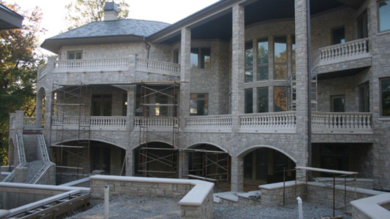 Limestone residential